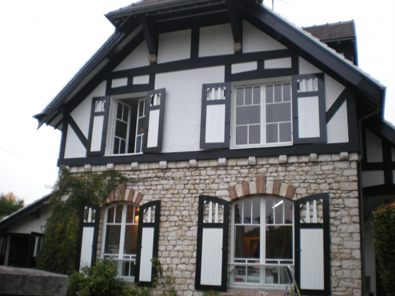 Реставрация дома во Франции